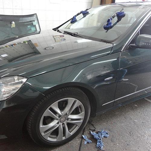 Mercedes prednji vetrobran zamena